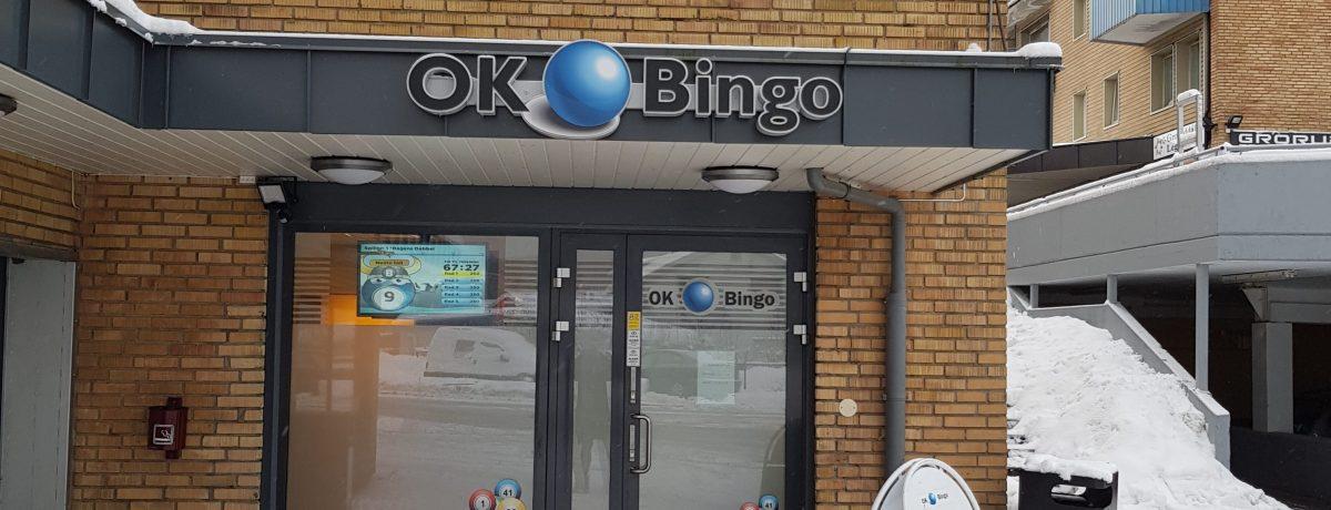 Inngang Grorud Bingo