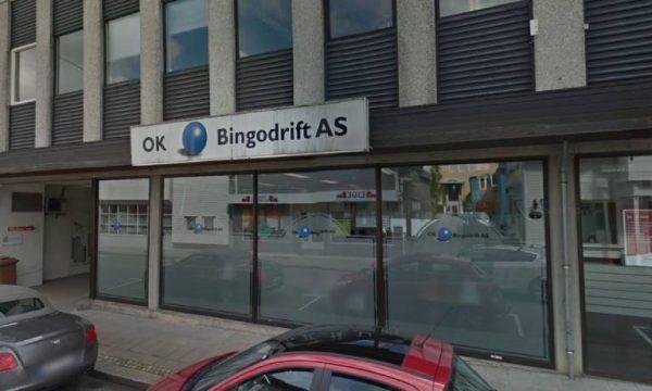 Inngang til Sandnes Bingo