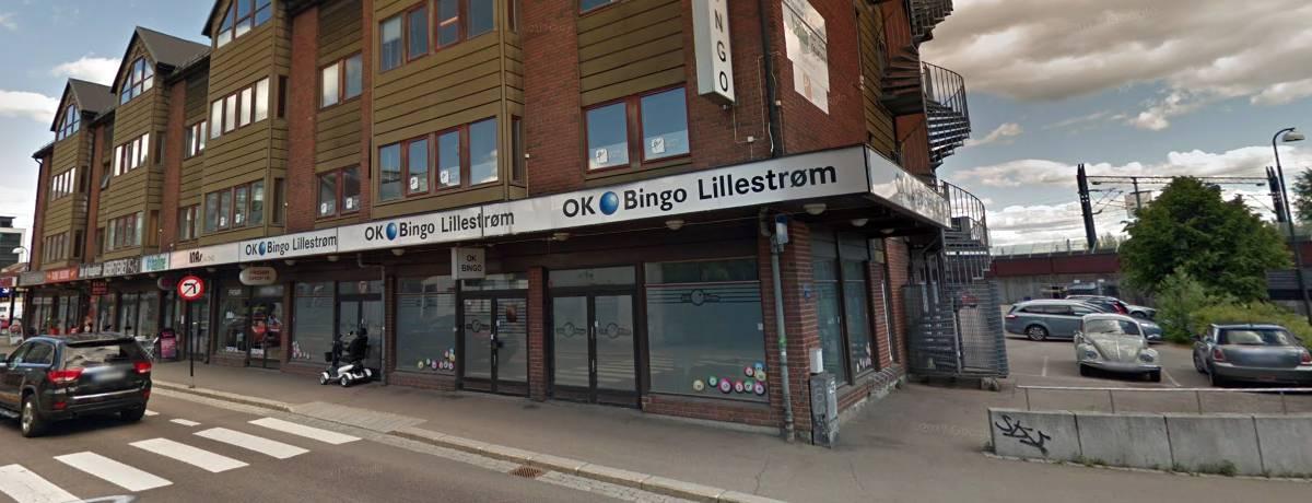 Inngang Lillestrøm Bingo