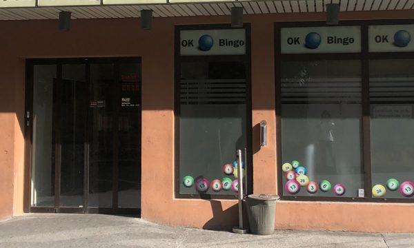 Inngang Strømsø bingo