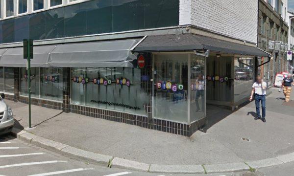 Inngang til Tønsberg Bingo
