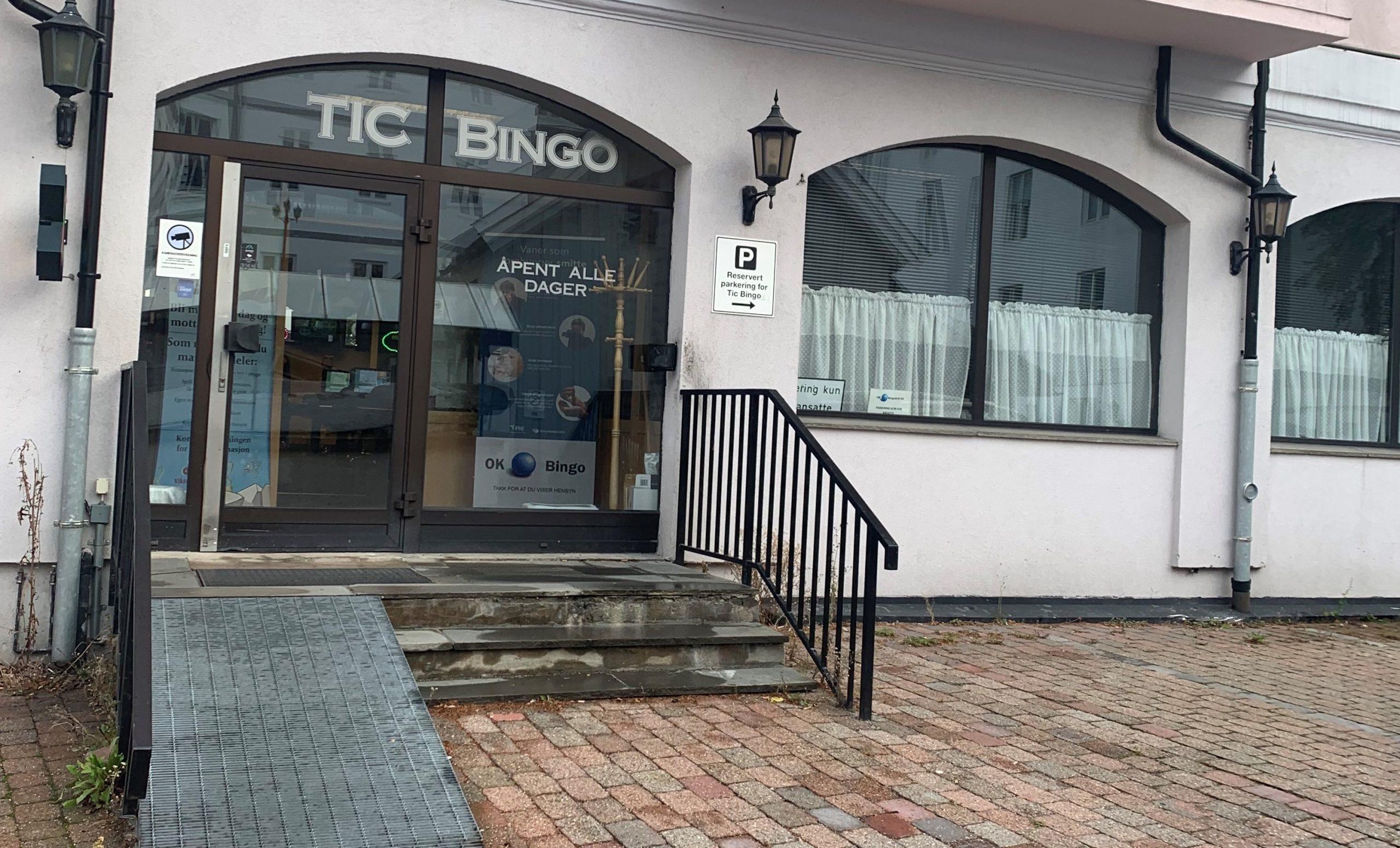 Tic Bingo